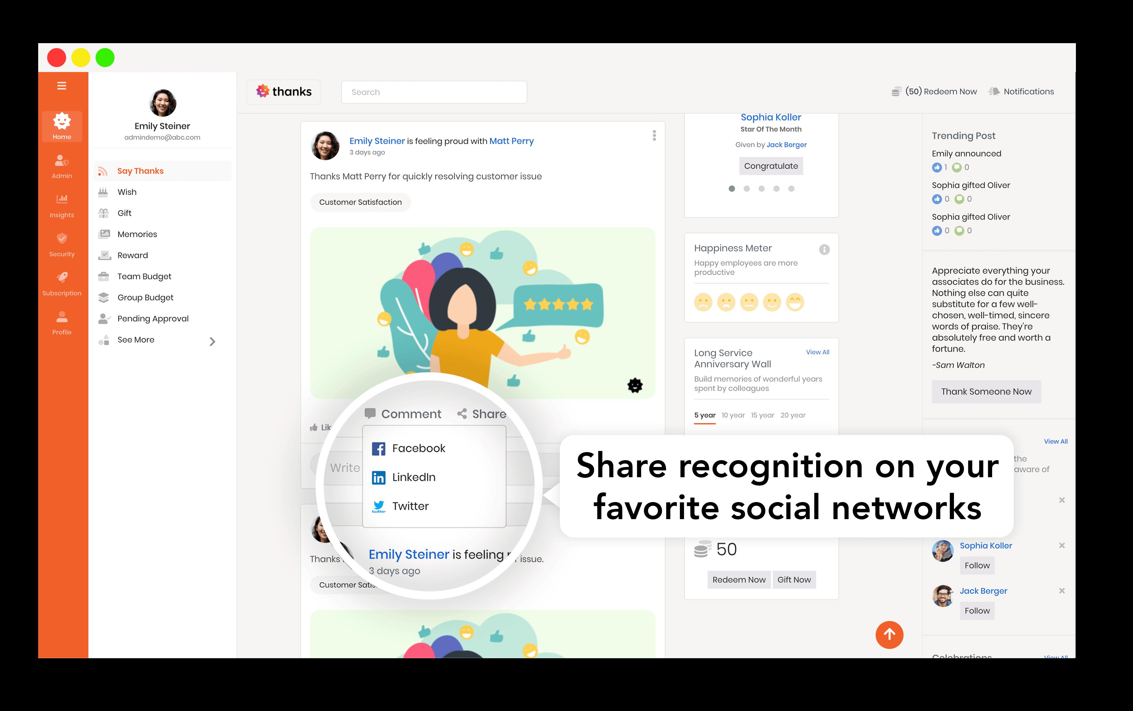 social-appreciation